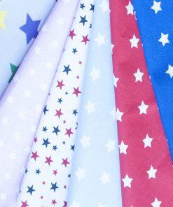 Csillagos kendők nyálkendők/babakendők