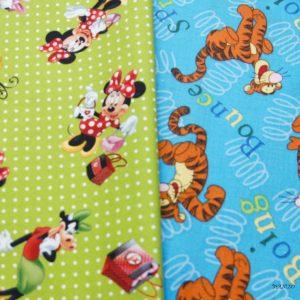 Disney mintás nyálkendők/babakendők